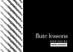 Flute Lessons Gift Card