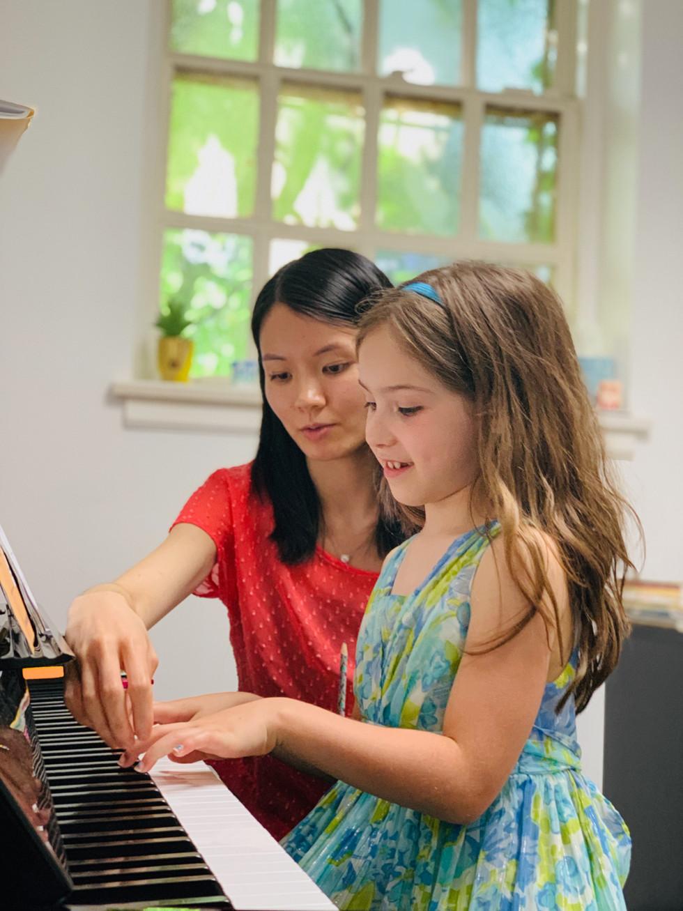Piano Lessons in Forest Glen IL