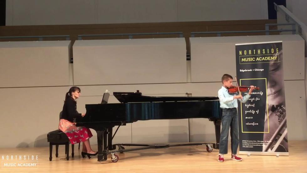 Violin Lessons near Edgebrook Chicago IL