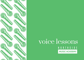 Voice Lessons Gift Card