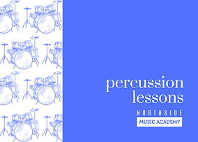 Percussion Lessons Gift Card