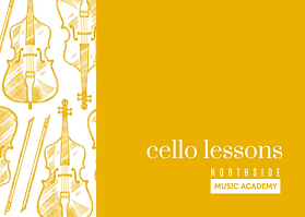 Cello Lessons Gift Card