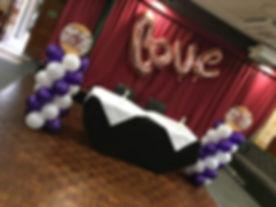 Wedding Venue Decorating