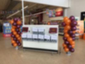 Sainsbury's Self Service Celebrations
