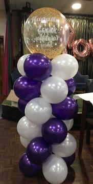 Wedding Balloon Column