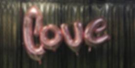 Large Love Balloon