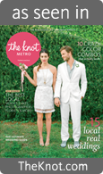 the knot photo booth