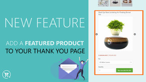 Adding a Product Upsell to Your Shopify Thank You Page