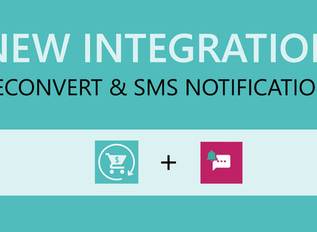 ReConvert + SMS Notifications Integration