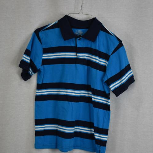 Boys Short Sleeve Shirt, Size L (10/12)
