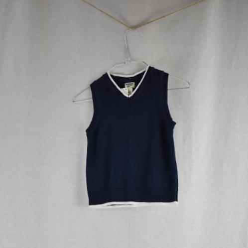 Boys Sweater Vest Size 6