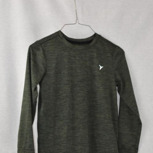 Boys Long Sleeve Shirt, Size M