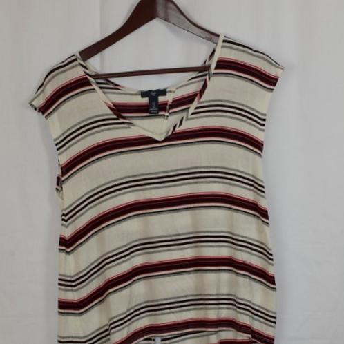 Women's Short Sleeve Shirt, Size S