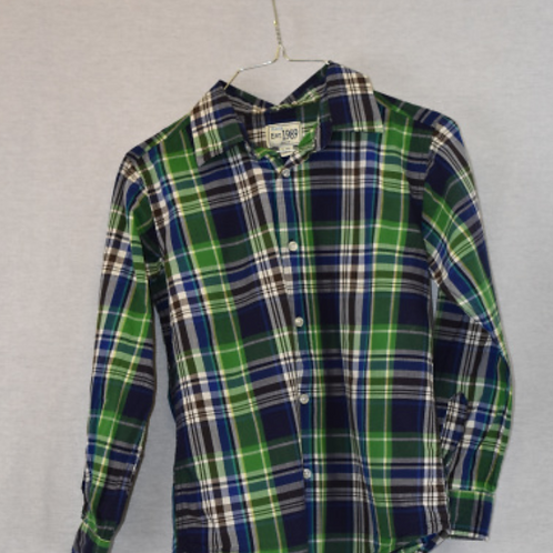 Boys Long Sleeve Shirt - Size Large