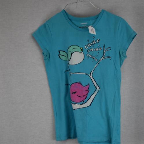 Girls Short Sleeve Shirt Size XL