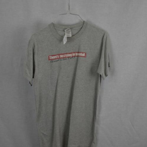 Men's Short Sleeve Shirt-Size S