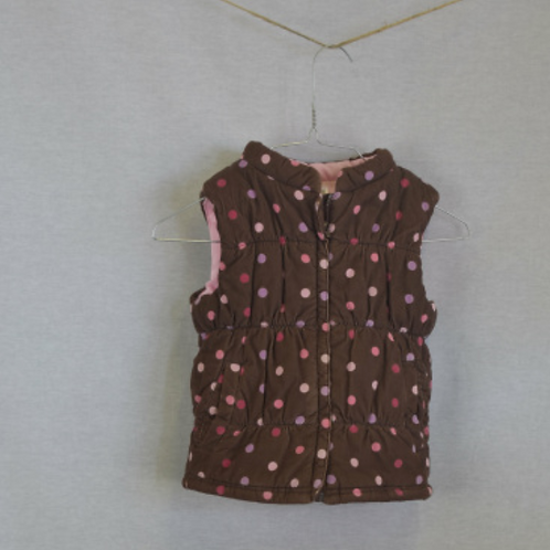 Girls Winter Vest- Size 6