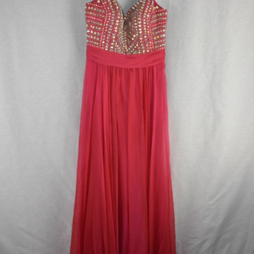 Womens Formal Dress, Size 8