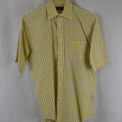 Men's Short Sleeve Shirt - Size S