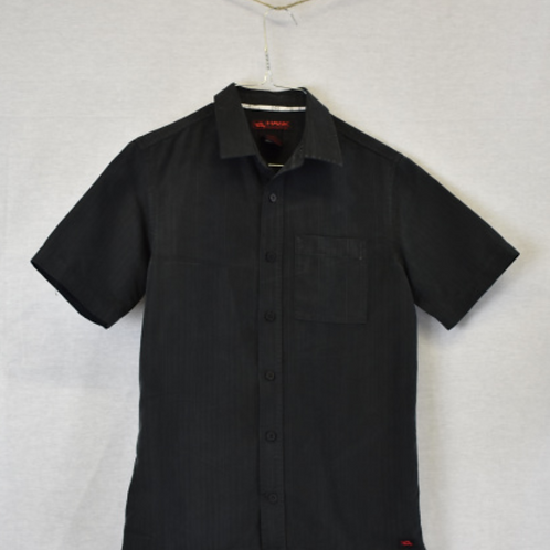 Boys Short Sleeve Shirt, Size M (10/12)