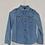 Thumbnail: Girls Long Sleeve Shirt, Size S