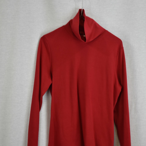 Womens Long Sleeve Shirt, Size M (?)
