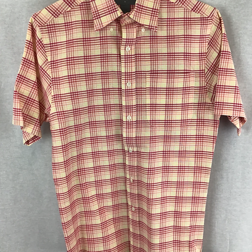 Men's Short Sleeve Shirt, size small