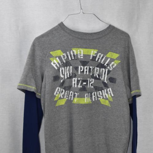 Boys Long Sleeve Shirt - Size XXL