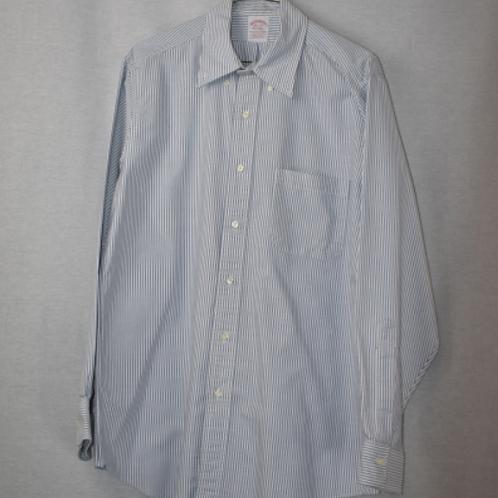 Mens Long Sleeve Shirt, Size M (15.5 collar)