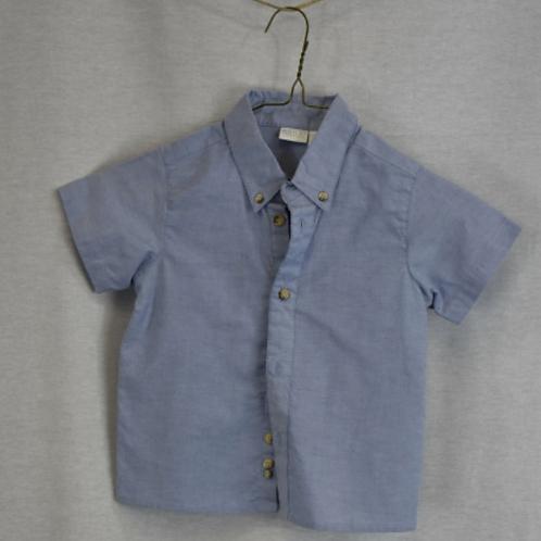 Boys Short Sleeve Shirt, Size XS (5T)