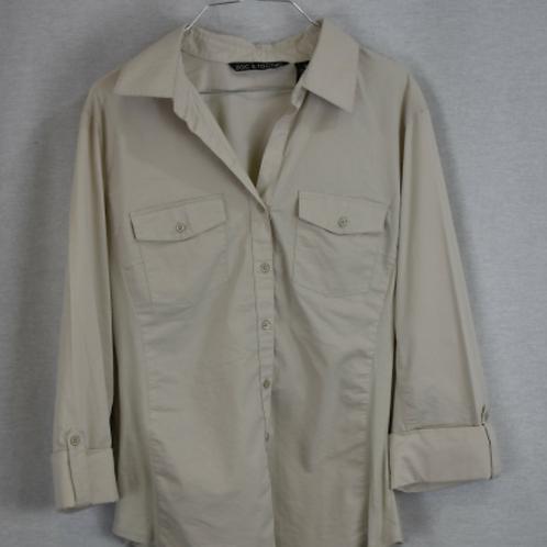 Womens Long Sleeve Shirt - Size XL