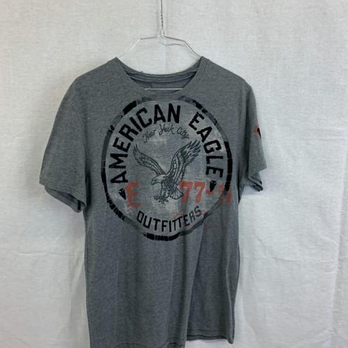 Men's Short Sleeve Shirt - M