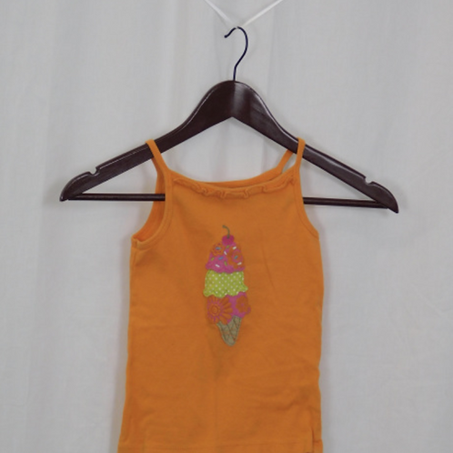 Girls Short Sleeve Shirt - Size 6