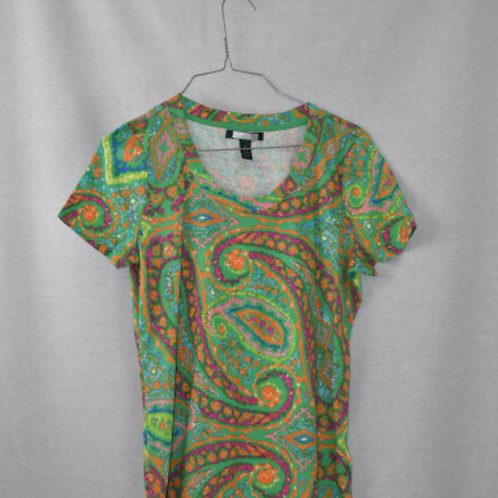 Womens Short Sleeve Shirt Size M