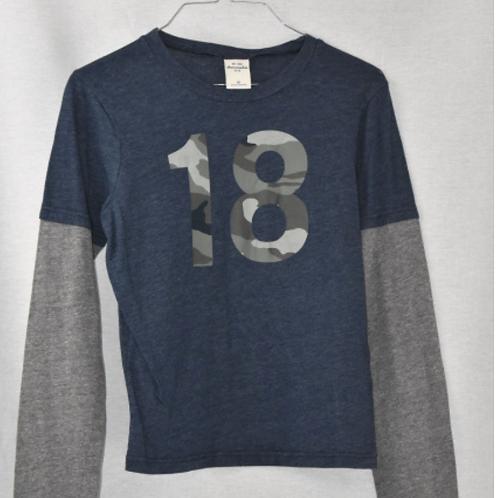 Boys Long Sleeve Shirt - M