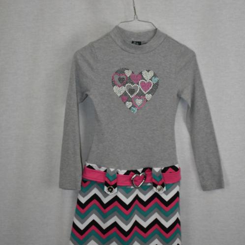 Girls Dress, Size L (10/12)