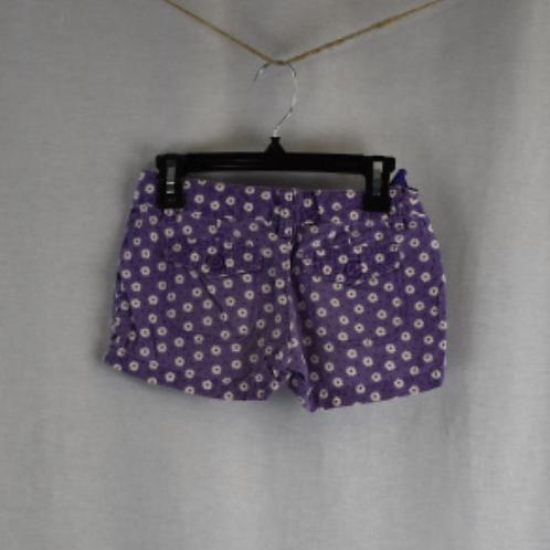 Girls Shorts Size 7