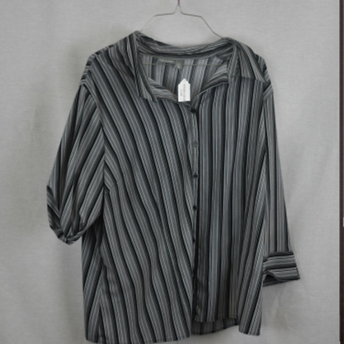 Women's Long Sleeve Shirt, Size 2X