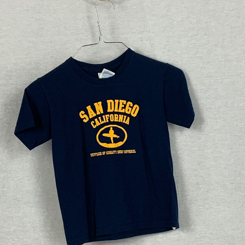 Boy's Short Sleeve Shirts Size- S