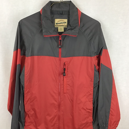 Mens Rain Jacket Size Small