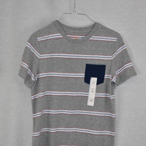 Boys Short Sleeve Shirt, Size L (12/14)