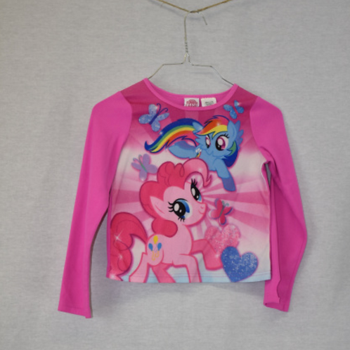 Girls Pajama Shirt - Size 7/8
