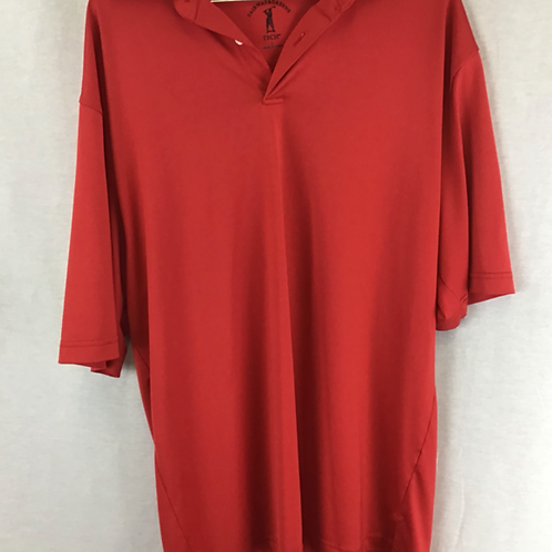 Men's Short Sleeve Shirt, size large