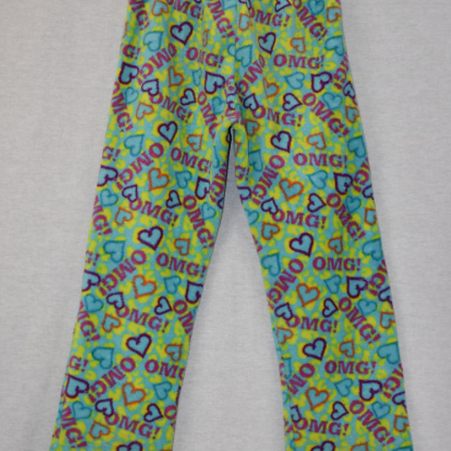 Girls Night Pants- Size 7/8
