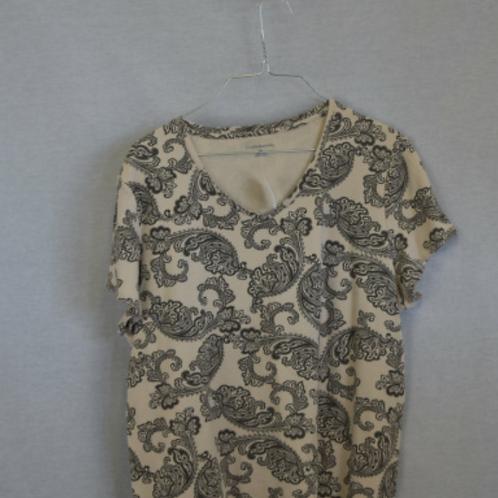 Woman's Short Sleeve Shirt - XL