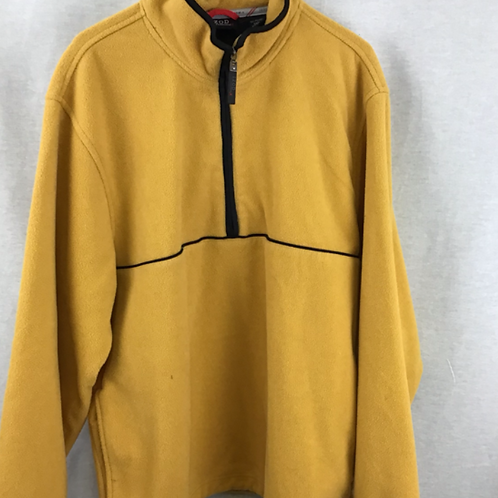 Mens Fleece Size Large