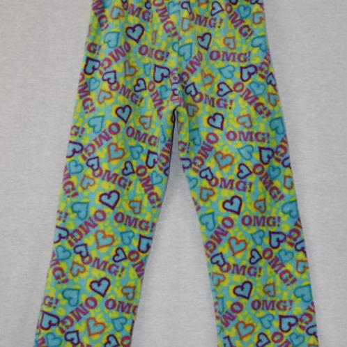 Girls Night Pants- Size 7/8