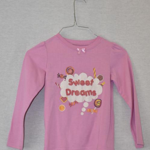 Girls Pajama Shirt - Size 5/6