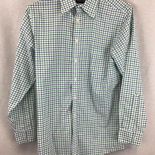 Mens Long Sleeved Shirt Size 15