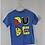 Thumbnail: Boys Short Sleeve Shirt Size M